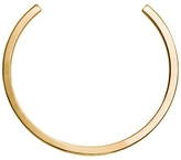 Jennifer Fisher XL Square Wire Choker - Yellow Gold