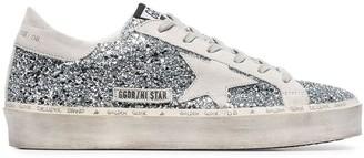 Golden Goose glitter Hi Star sneakers