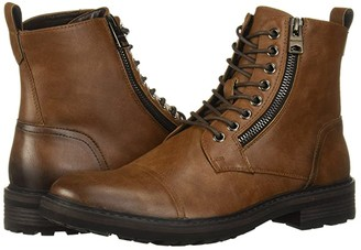 Kenneth Cole Reaction Rex Boot (Brown) Men's Shoes