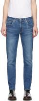 Levi's Levis Blue 511 Slim-Fit Flex Jeans