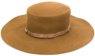 Gucci Pre-Owned Applique Hat