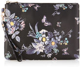 Oasis Shipwrecked Printed Clutch