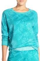 Honeydew Intimates Crew Neck French Terry Sweatshirt (Plus Size Available)