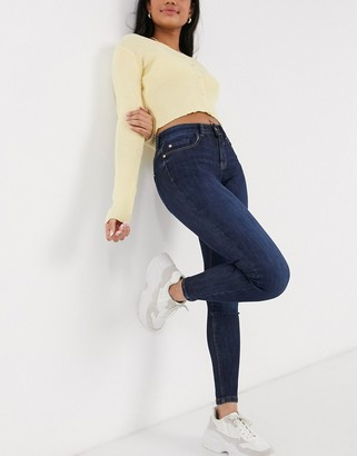 JDY Knight skinny regular waist jeans