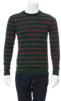 Gucci Cashmere-Blend Web Sweater