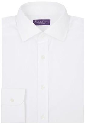 Ralph Lauren Purple Label Textured Aston Shirt