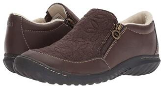 JBU Crimson (Brown) Women's Shoes