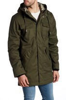 Wesc Hooded Outerwear Jacket