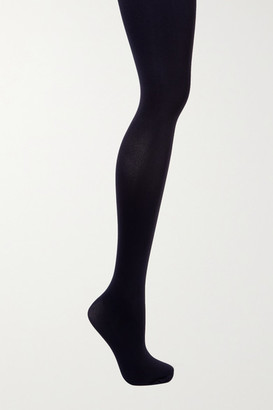 Falke Pure Matt 50 Denier Tights - Midnight blue