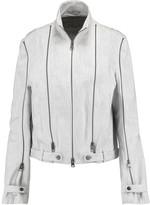 J.W.Anderson Zip-embellished denim jacket