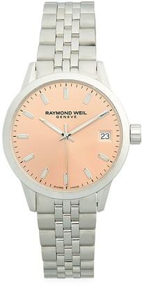 Raymond Weil Stainless Steel Bracelet Watch