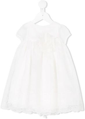 La Stupenderia Lace-Trimmed Dress