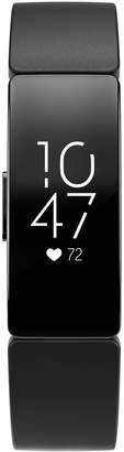 Fitbit Inspire HR Silicone-Strap Smart Watch