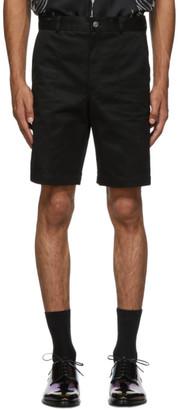 Givenchy Black Classic Shorts