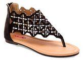 Josmo Girls' Geometric Sandals