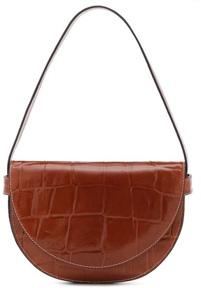 STAUD Amal Small leather shoulder bag