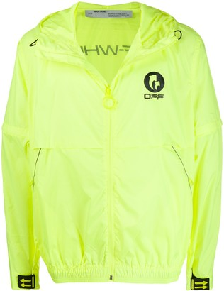 Off-White WR shell jacket