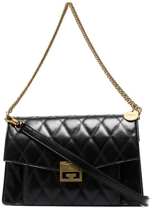 Givenchy GV3 quilted shoulder bag