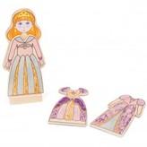 Melissa & Doug Magnetic Princess Fashion Dolls