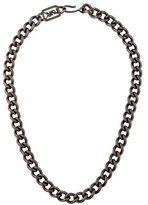 Saint Laurent Curb Chain Necklace