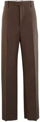 Bottega Veneta Travel wool trousers