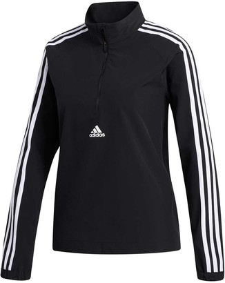 adidas Womens 3-Stripes Cover Up Jacket
