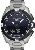 Tissot Men's T-Touch Expersolar Expert Smartwatch, 45Mm