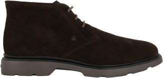 Hogan H393 Dery Alto Laced Shoe