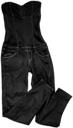 GUESS Blue Denim - Jeans Jumpsuit for Women