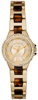 Michael Kors 26mm Petite Camille Glitz Watch