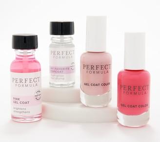 Perfect Formula 4-Piece Manicure Kit