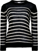 IRO Somka striped sweater - women - Acrylic/Alpaca/Merino - S