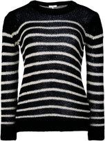 IRO Somka striped sweater