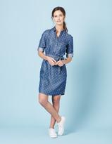 Boden Popover Shirt Dress