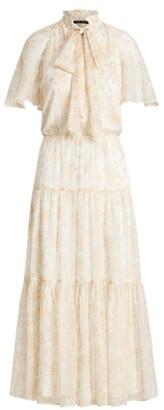 Lauren Ralph Lauren Ralph Lauren Floral Georgette Dress