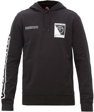 The North Face Steep Tech-logo Cotton-jersey Hooded Sweatshirt - Black