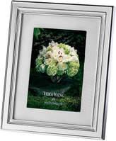 """Vera Wang Wedgwood Wedgwood Chime Silver Frame 5""""X7"""