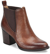 Sofft Welling Leather Chelsea Booties