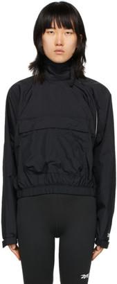Reebok x Victoria Beckham Black Nylon Jacket