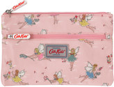 Cath Kidston Garden Fairies double zip pencil case