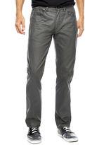 Akademiks Robertson Slim-Fit Coated Denim Jeans