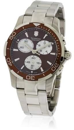 Victorinox Alliance Chronograph Women's Watch, 241502