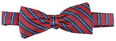 Brooks Brothers Little/Big Boys 4-20 Framed Stripe Bow Tie