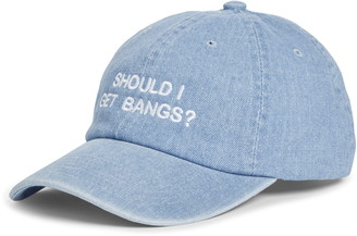 INTENTIONALLY BLANK Should I Get Bangs Dad Cap