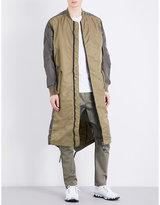 Maharishi Longline Shell Jacket