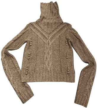 Patrizia Pepe Brown Wool Knitwear for Women