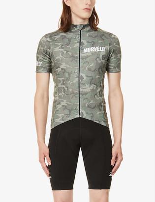 Morvelo Hensley shell T-shirt