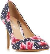 Head Over Heels AINE - Pointed Toe High Heel Court Shoe