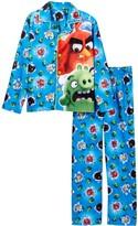 Komar Angry Birds Pajama Set (Little Boys & Big Boys)