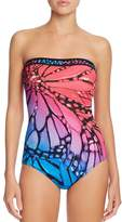 Gottex Monarch Bandeau One Piece Swimsuit